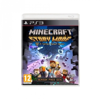 Minecraft Story Mode para PS3