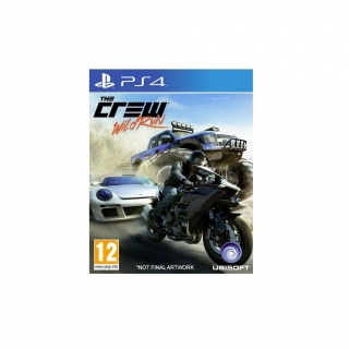 The Crew Wild Run para PS4