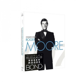 Bond: Roger Moore Collection - Blu Ray