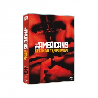 The Americans Temporada 2 - DVD
