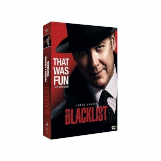 The Blacklist Temporada 1-2 - DVD
