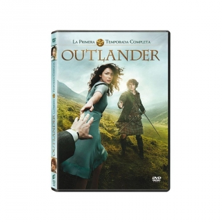 Outlander Temporada 1 - DVD
