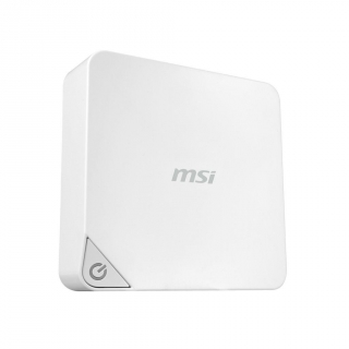 CPU MSI Mini Cubi-018EU con i3, 4GB, 128GB - Blanco