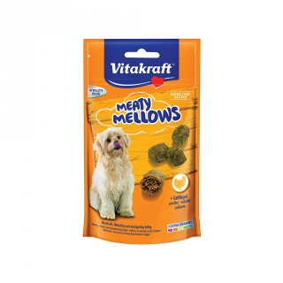 Snack para Perros Vitakraft Meaty Mellows Pavo 120 gr
