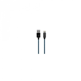 Cable Carrefour Lightning - Azul