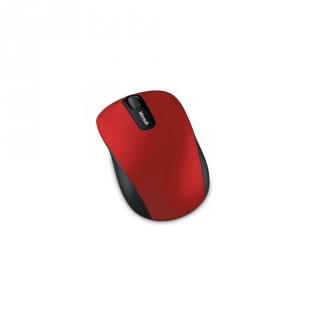 Ratón Microsoft Bluetooth Mobile Mouse 3600 – Rojo