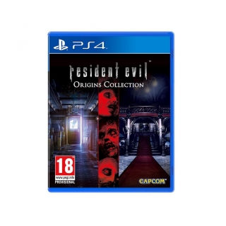 Resident Evil Origins Collection para PS4