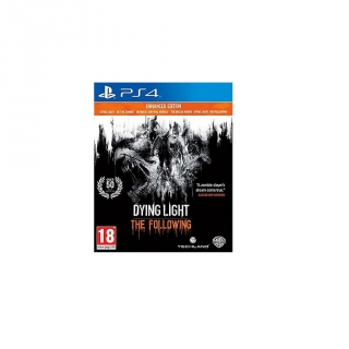 Dying Light The Following: Enhaced Edition para PS4