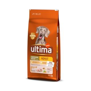 ULTIMA DOG ADULT POLLO&ARROZ 12KG PERRO