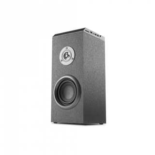 Altavoz Bluetooth NGS Premium Speaker Tube - Gris