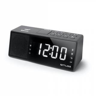 Radio Despertador con Bluetooh Muse M-172-BT