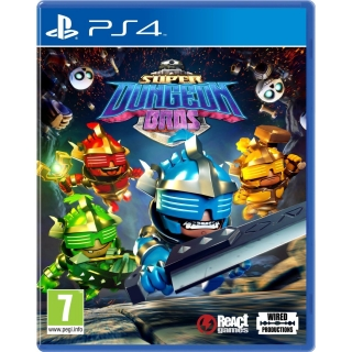 Super Dungeon Bros para PS4