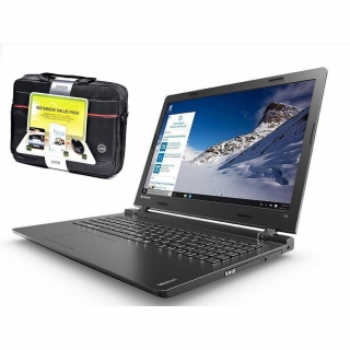 "Portatil Lenovo IdeaPad 100-15IBY con intel, 4GB, 500GB, 15,6"" con Pack Ziron"