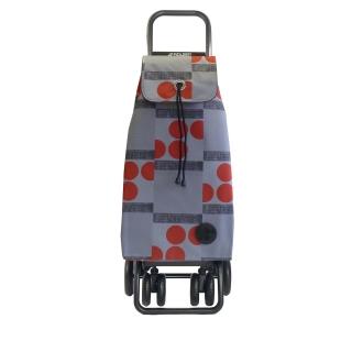 Carro de compra plegable de aluminio rolser imax x106cm rojo las mejores ofertas de - Carro compra plegable ...