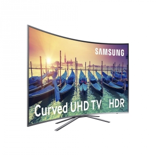 "TV LED 65"" Samsung 65KU6500, Curvo, UHD, Smart TV"