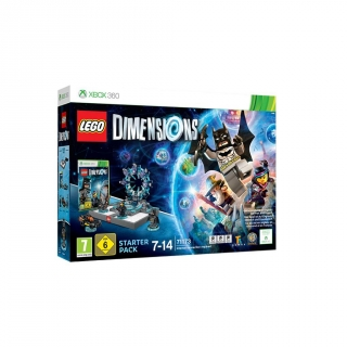 Lego Dimensions Starter Pack para Xbox 360