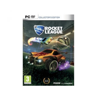 Rocket League Collector's Edition para PC