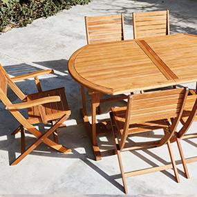 Muebles y decoraci n de jard n al mejor precio carrefour for Conjuntos de jardin baratos