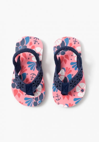 Chanclas estampadas TEX (Tallas 23 a 30)