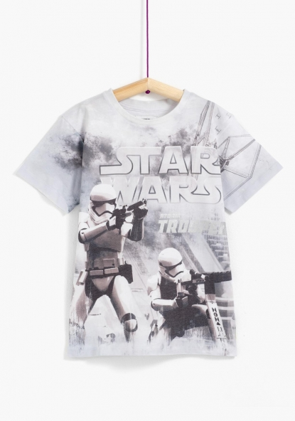 Camiseta manga corta STAR WARS de DISNEY