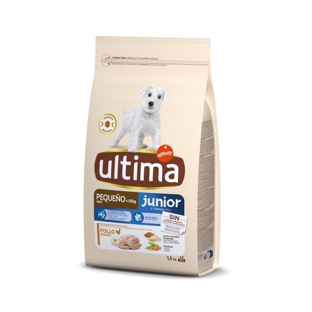 ULTIMA DOG MINI YORKSHIRE 1,5KG