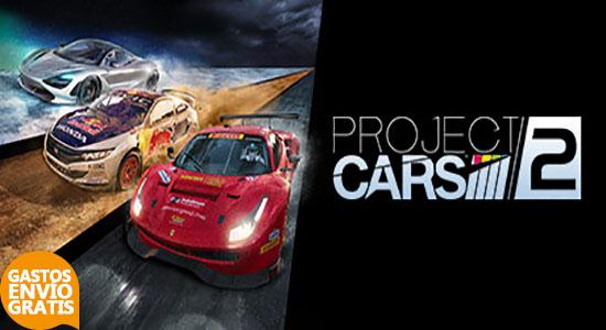 Project Cars 2 para PS4
