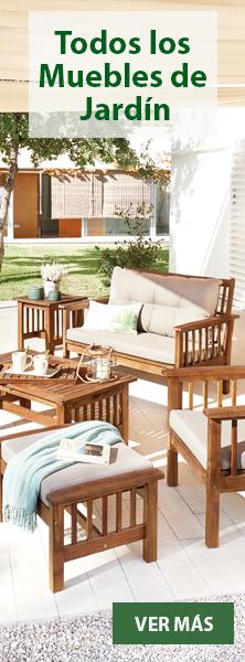 muebles de jardin baratos con las mejores ofertas en carrefour - Muebles De Jardin
