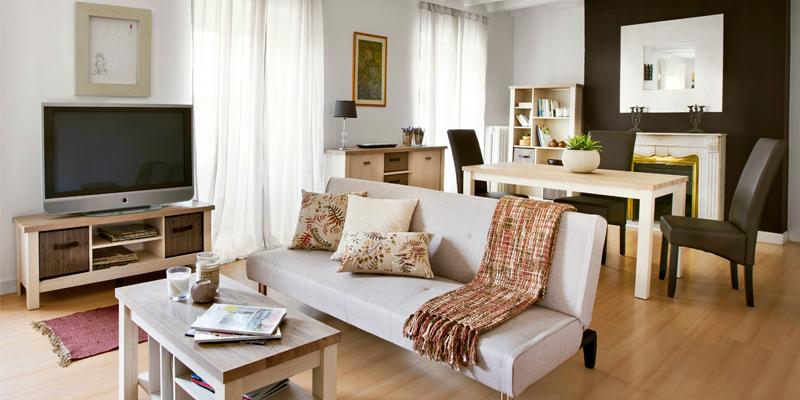 Cómo elegir los muebles para tu casa