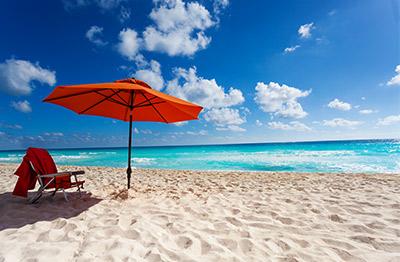 tumbona playa