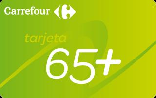 Tarjeta 65 El Club Carrefour Carrefour España