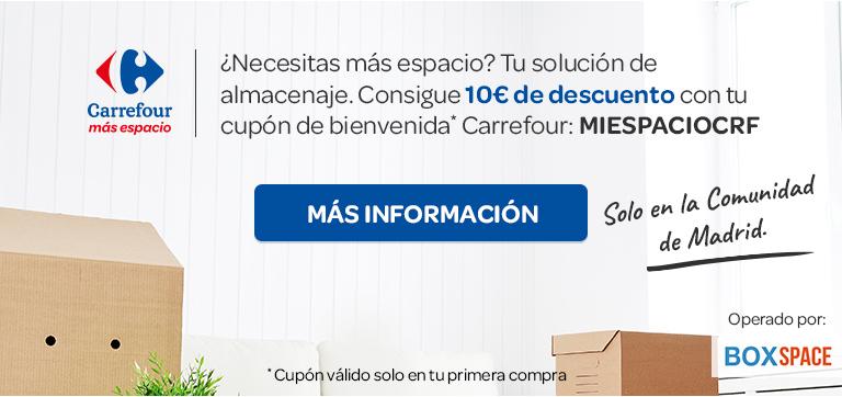 Servicio Trastero A Domicilio Carrefour Espana