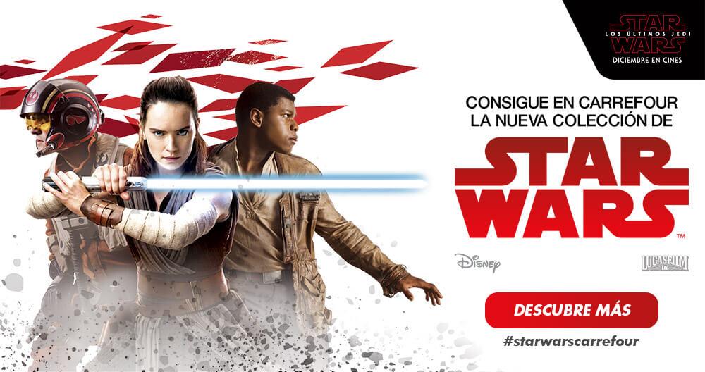 Star Wars  Carrefour Espaa