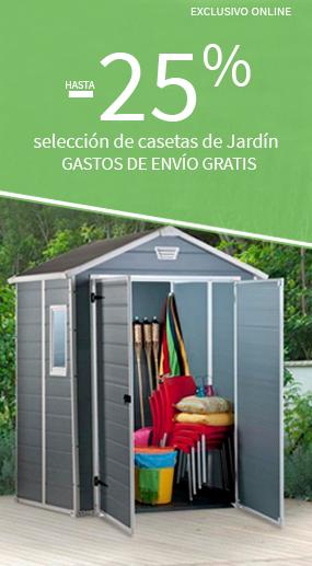 Carrefour ofertas en electr nica moda alimentaci n for Casetas de jardin carrefour
