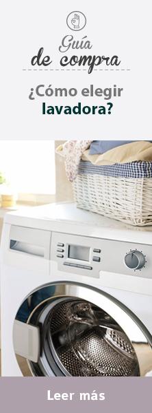 Lavadoras secadoras con las mejores ofertas en for Mueble lavadora carrefour