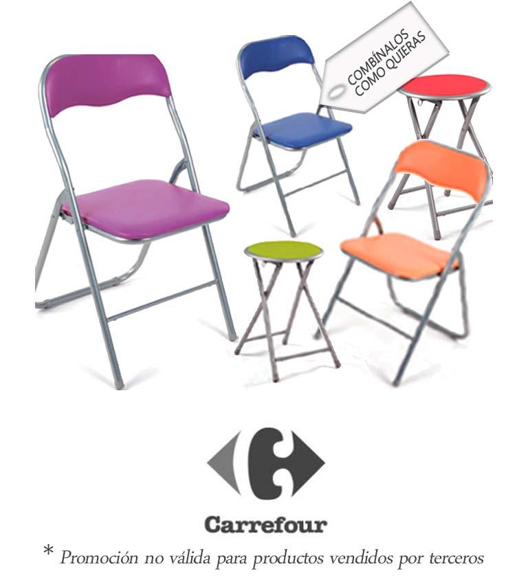 Muebles colchones somieres los mejores productos para - Taburete bano carrefour ...