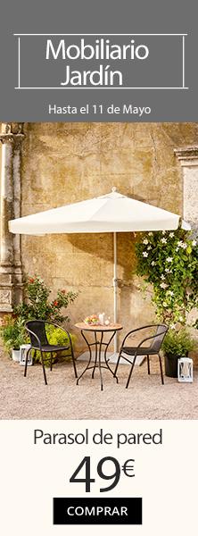 Muebles de jardin baratos con las mejores ofertas en carrefour for Sillones jardin baratos