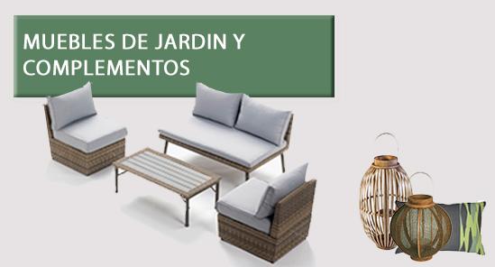 Ofertas para el jard n muebles herramientas piscinas for Juego de jardin carrefour
