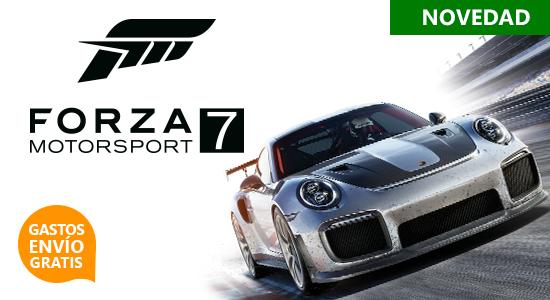 Forza Motor 7 para Xbox One
