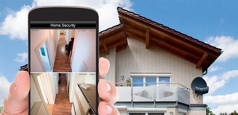 Cómo puede la domótica evitar un robo en casa