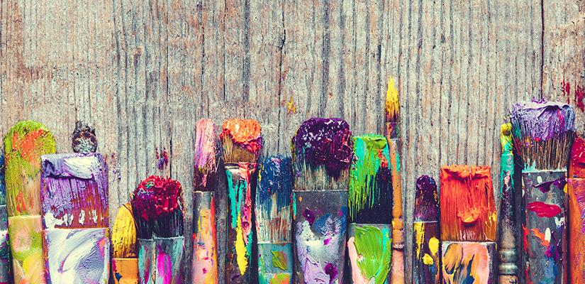 C mo elegir pintura para cada espacio for Como elegir pintura para casa