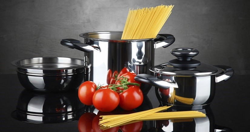 C mo elegir la bater a de cocina for Menaje de cocina para restaurante