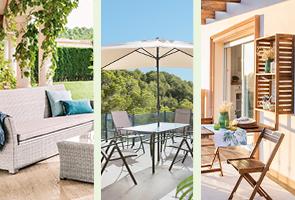 Comprar Muebles De Jardin.Muebles Y Decoracion De Jardin Al Mejor Precio Carrefour