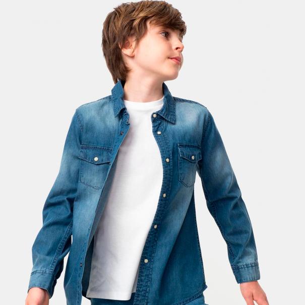 moda sostenible niño