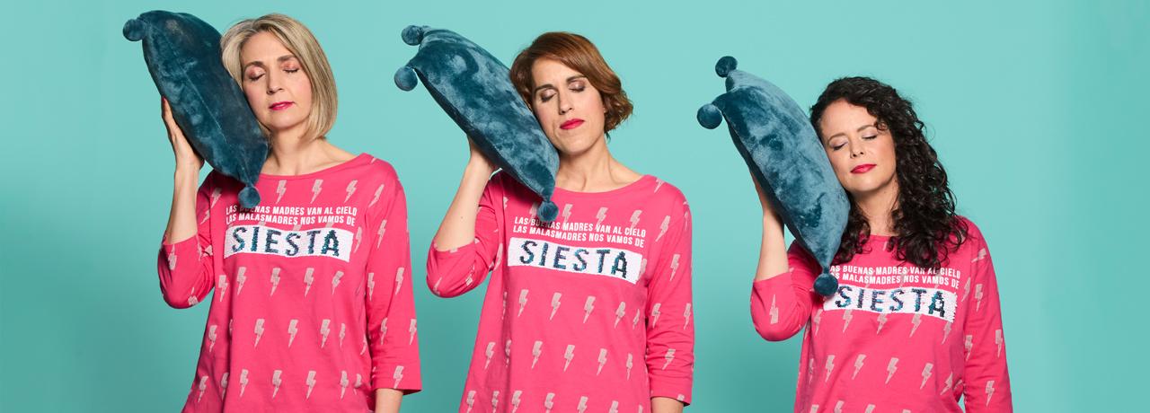 colección de pijamas Tex y Malasmadres