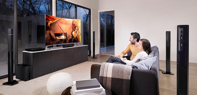 tv salón pequeño