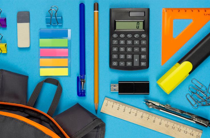 Material escolar ESO y bachillerato