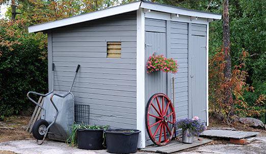 Ofertas para el jard n muebles herramientas piscinas for Caseta de jardin carrefour