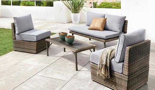 Muebles jardin ofertas deco leroy merlin muebles jardin for Ofertas mesas jardin