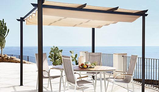 Ofertas para el jard n muebles herramientas piscinas - Carrefour tumbonas jardin ...