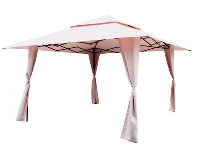 Ofertas para el jard n muebles herramientas piscinas mesas de jard n - Velador plegable ...